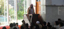 Syaikh Muhammad Sya'lan Al Aklaby Beri Motivasi untuk Santri PIA