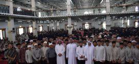 Perpisahan Guru Bantu Saudi Arabia  di PIA
