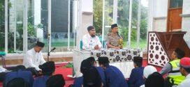 Pesantren Mendapat Kunjungan dari Kapolres Semarang