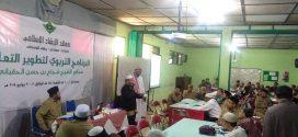 Daurah Pengembangan Pembelajaran bersama Syaikh Syuja' Al Huqbani di PIA