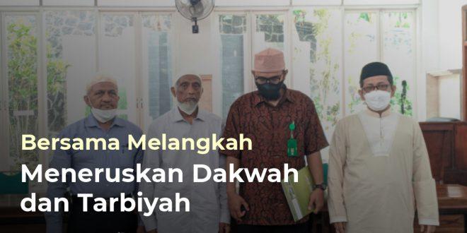 Pengangkatan Mudir Tarbiyah Baru Pesantren Islam Al-Irsyad Tengaran